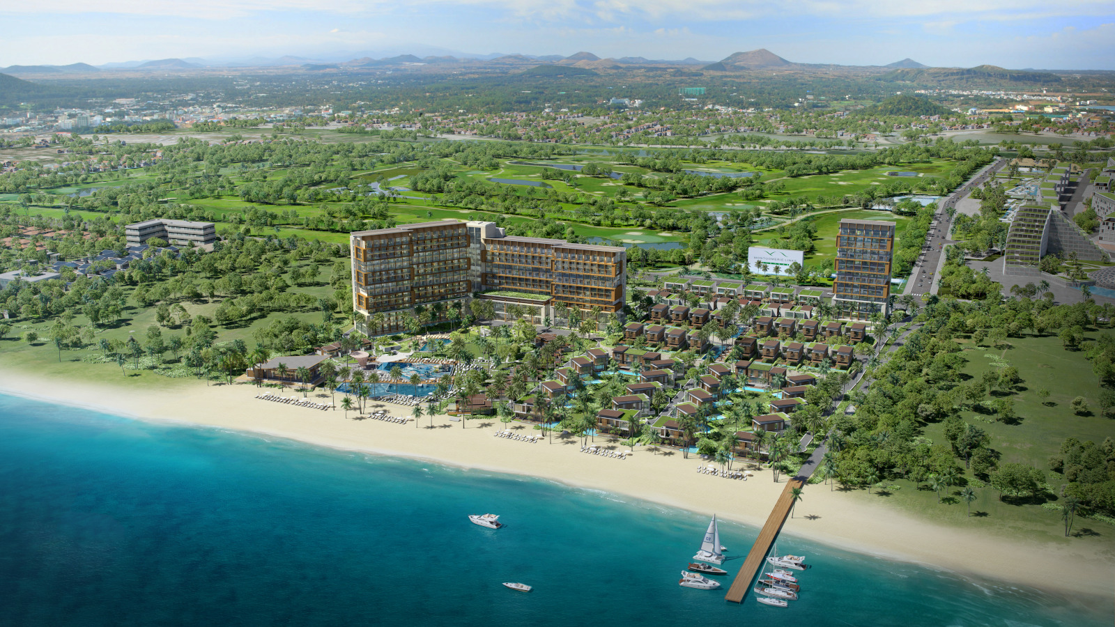 Dự án Marriott Le Meridien Resort & Spa Đà Nẵng